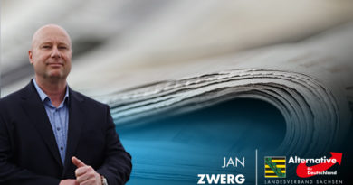 Nach AfD-Erfolg vor dem Verfassungsgericht: Die sächsische SPD-Presse schäumt!