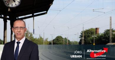 Städtebahn eingestellt – Ist das Ihre Politik für den ländlichen Raum, liebe CDU?
