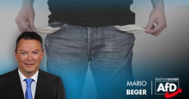 Deutsche haben zweitweithöchste Abgabenlast in Europa – Fehlpolitik korrigieren!