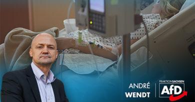 AfD gegen Krankenhausschließungen