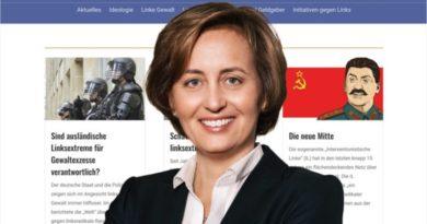 BlickNachLinks: Beatrix von Storch im Video zur linksextremen Gewalt