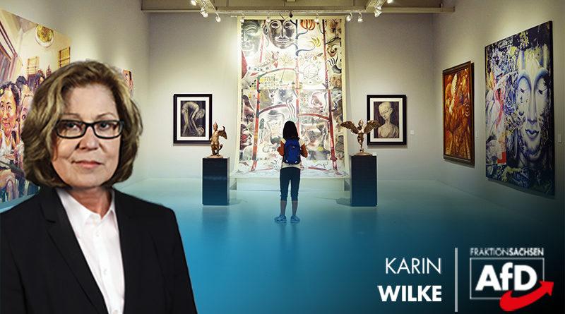 Die Freiheit der Kunst wird zunehmend eingeengt, auch mit Steuermitteln