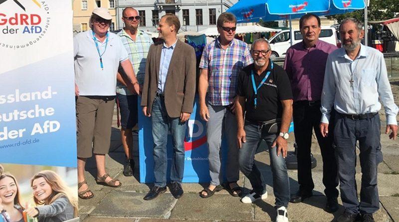 Bayern und Hamburg unterstützen Frank Peschel im WK52