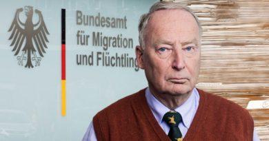 Ohne Schutz der Außengrenzen ist die EU für Flüchtlinge offen wie ein Scheunentor