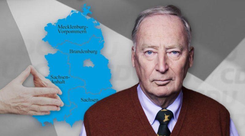Die CDU verliert den Draht zur Wirklichkeit im Osten