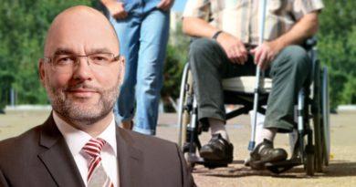 AfD-Fraktion Schleswig-Holstein möchte Pflegebedürftige finanziell entlasten