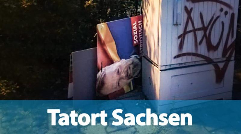 Behinderung der AfD im Wahlkampf in Sachsen – Ein Fall für Beobachter der OSZE
