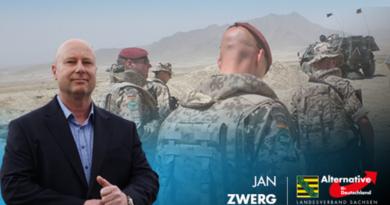 Keine deutschen Soldaten für fremde Interessen in den Persischen Golf!