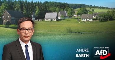 Grenzposten in Zinnwald schließt – CDU-Grenzschutz nur heiße Luft