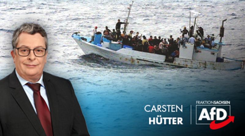 Carsten Hütter, sicherheitspolitischer Sprecher,