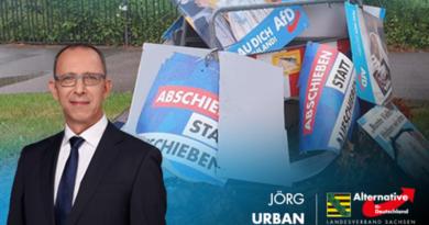 Sächsische AfD legt bei OSZE Beschwerde wegen massiver Wahlbehinderung ein!