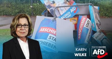 SPD-Blatt Morgenpost hetzt erneut gegen die AfD