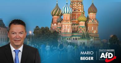 Fast alle Bürger gegen Russland-Sanktion – wann reagiert die CDU endlich?