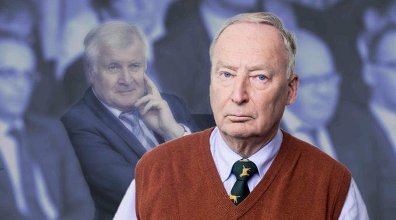 Mit Seehofer ist die CSU zur Migranten- und Schlepperpartei geworden
