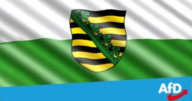 AfD-Sachsen plus 17,8 Prozent! Fraktionsstärke nahezu verdreifacht!