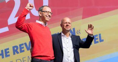 Sachsen 27,8%, Brandenburg 23,7%: Die AfD liegt in der Wählergunst ganz oben!