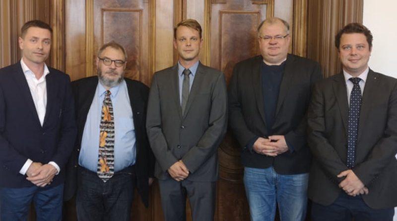 Wahlen zum Fraktionsvorstand der AfD-Landtagsfraktion Mecklenburg-Vorpommern