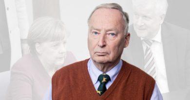 Alexander Gauland: Seehofer verliert Rückhalt in der Union