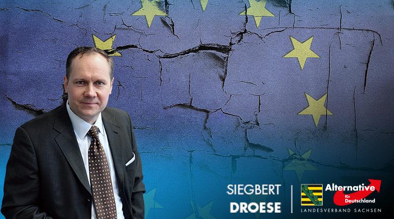 Droese: Kurzzeit-Nachbesetzungen von EU-Kommissaren sind ein Skandal