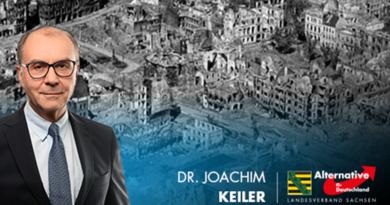 Aufrufe zu Vernichtungskrieg gegen Sachsen – AfD erstattet Strafanzeige wegen Volksverhetzung