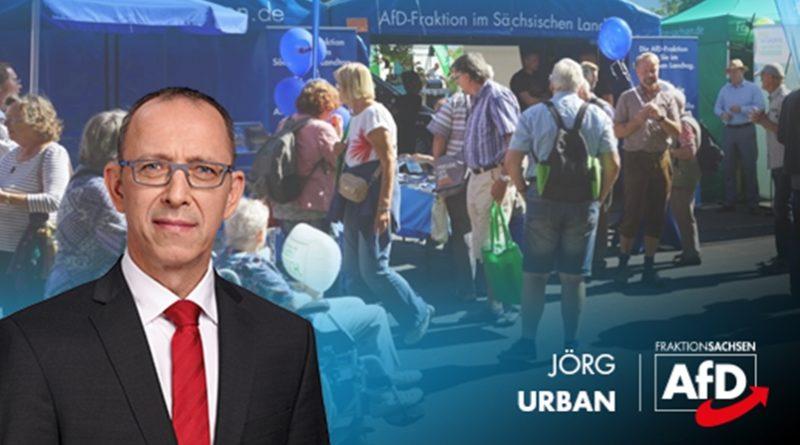 AfD-Fraktion lädt zum Tag der Sachsen ein.
