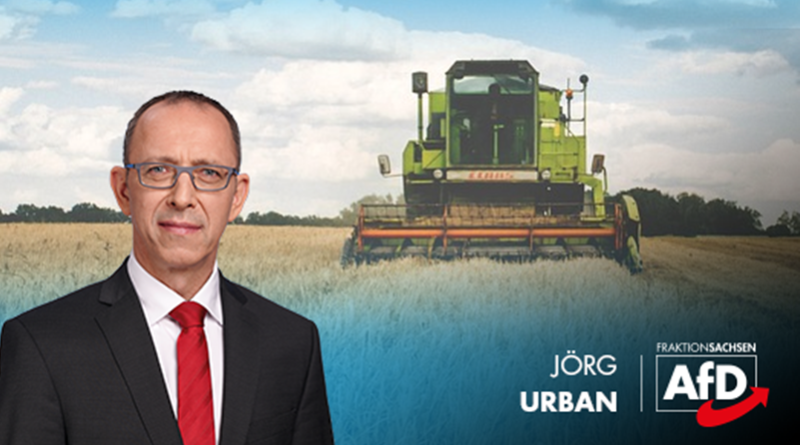 Koalition mit Grünen ist gefährlich für Sachsens Industrie und Landwirtschaft