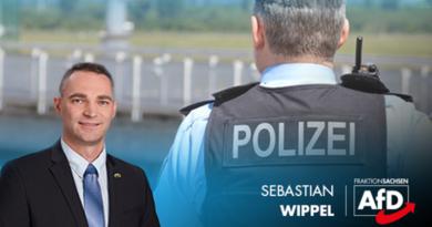 Namensschilder gefährden die Sicherheit unserer Polizisten