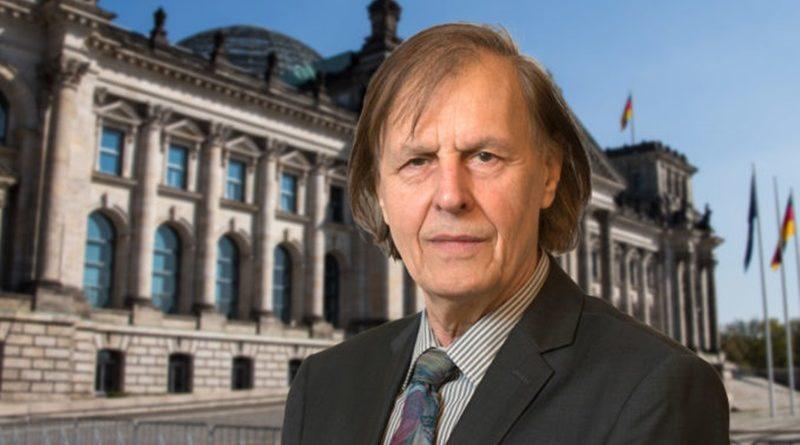Detlev Spangenberg MdB, Mitglied der AfD-Bundestagsfraktion, FotoAfD