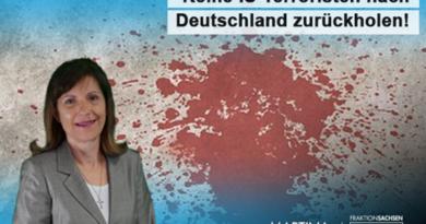 Keine IS-Terroristen nach Deutschland zurückholen!