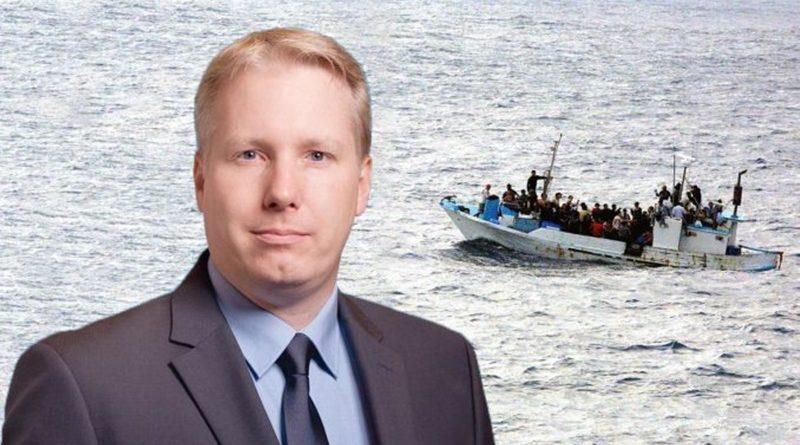 Vortrag zur Seenotrettung von Migranten befeuerte in Henstedt die Diskussion