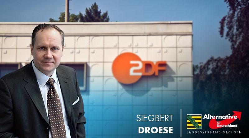 Leipziger Grüne mimt im ZDF die unbeteiligte Dritte!