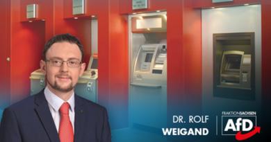 Negativ-Zinsen: Sparkassen-Kahlschlag in Sachsen unterbinden