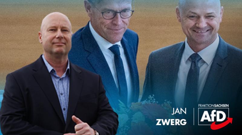 AfD-Abgeordneter André Wendt ist neuer Vize-Landtagspräsident