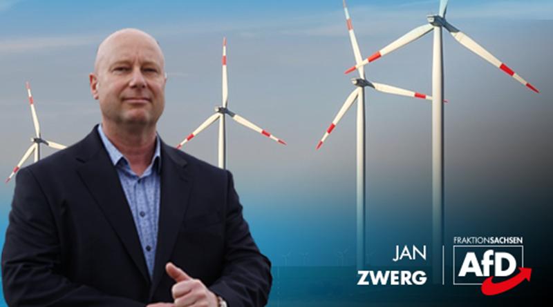 Bürgerinitiativen verhindern Windkraftausbau – AfD kämpft an ihrer Seite