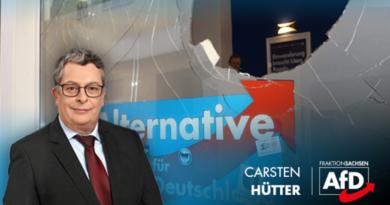 Duldet CDU-Regierung linke Gewalt gegen die AfD?