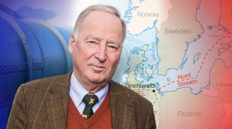 AfD begrüßt Dänemarks Genehmigung zum Bau von Nord Stream 2