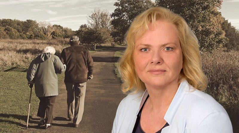 Die Bundesregierung sollte endlich die wachsende Altersarmut bekämpfen