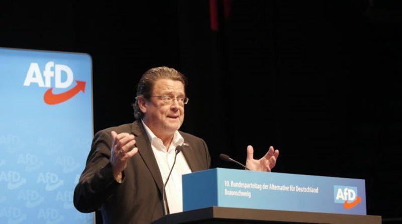 Stephan Brandner zum stellvertretenden Bundessprecher gewählt