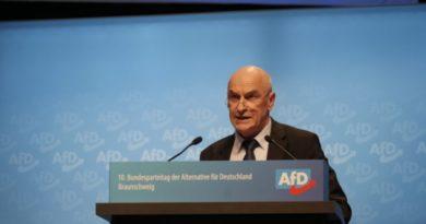 Klaus-G. Fohrmann zum Bundesschatzmeister gewählt