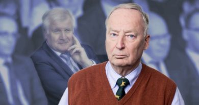 """Der Bundesinnenminister muss neue """"Herrschaft des Unrechts"""" verhindern"""