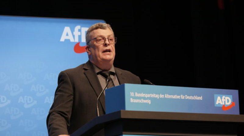 Carsten Hütter zum stellvertretenden Bundesschatzmeister gewählt