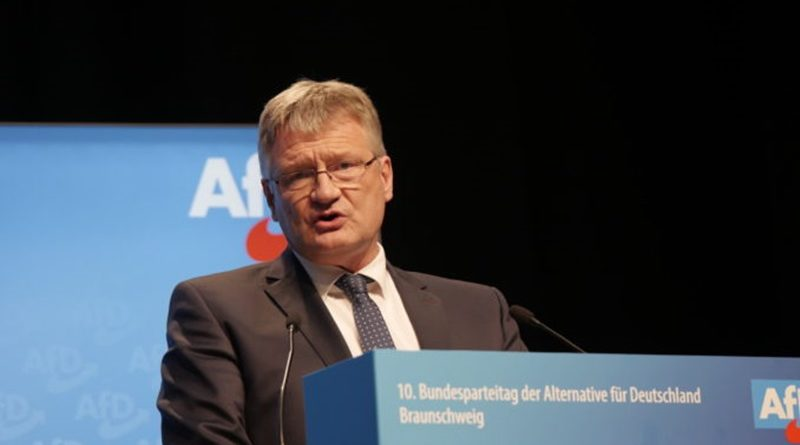 Prof. Dr. Jörg Meuthen zum AfD-Bundessprecher wiedergewählt