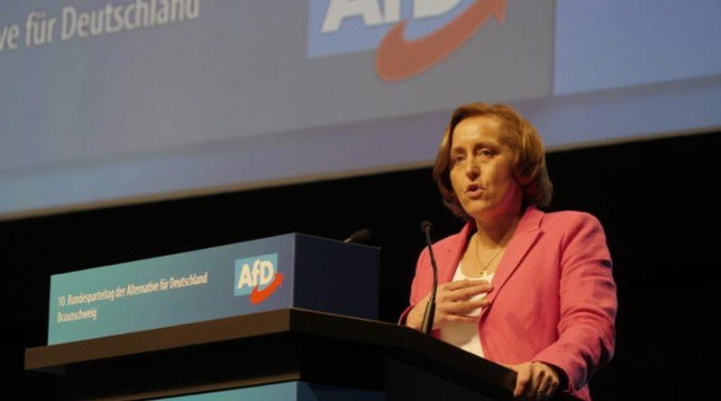 Beatrix von Storch zur stellvertretenden Bundessprecherin gewählt