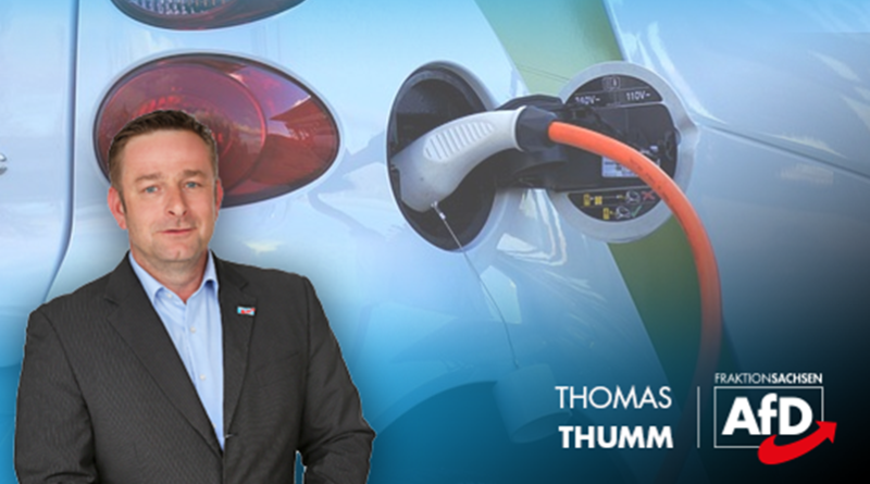 Elektro-Auto aus Sachsen ist teuer und vernichtet Arbeitsplätze