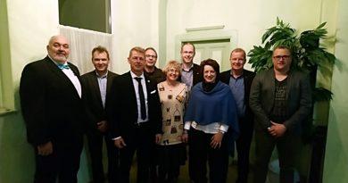 Der Kreisverband Bautzen hat am 2. November 2019 seinen neuen Vorstand gewählt.