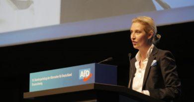 Dr. Alice Weidel zur stellvertretenden AfD-Bundessprecherin gewählt