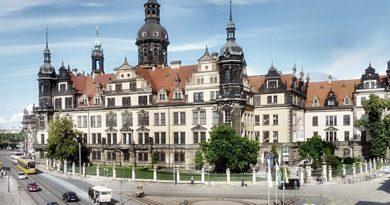 Grünes Gewölbe in Dresden ausgeraubt!