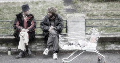 Wenn jeder Fünfte von Armut betroffen ist, läuft etwas gewaltig schief!