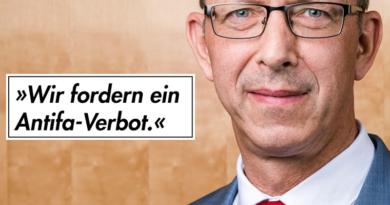 Vorsicht Post aus Sachsen die Sontagskolumne von Jörg Urban