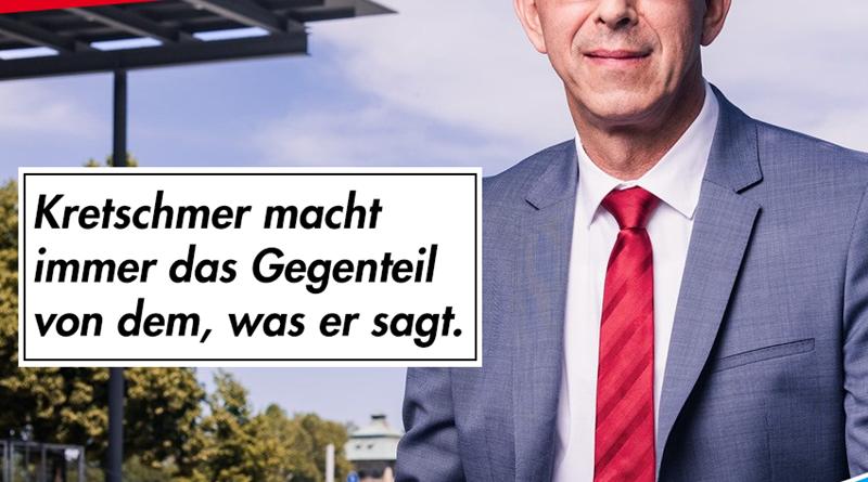 Vorsicht Post aus Sachsen, die Sonntagskolumne von Jörg Urban.